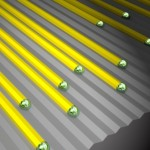 Nanowires Get into the Groove