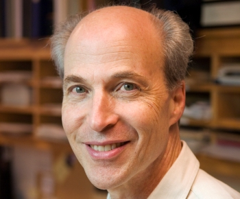 Nobel laureate Prof. Kornberg. credit: Hebrew University in Jerusalem